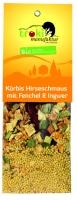 Kürbis Hirseschmaus mit Fenchel und Ingwer