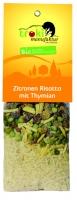 Zitronen Risotto mit Thymian
