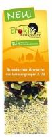 Russischer Borscht mit Gerstengraupen & Dill