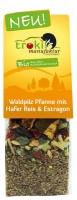 Waldpilz Pfanne mit Hafer Reis & Estragon
